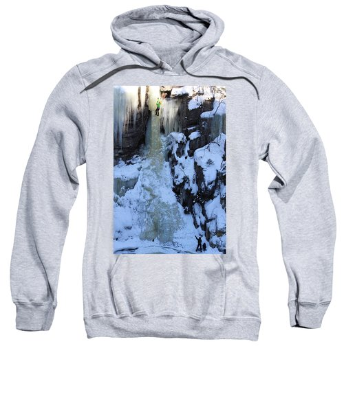 The Wintery Flume  Sweatshirt