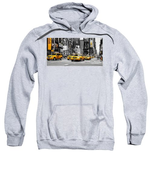 Nyc Yellow Cabs - Ck Sweatshirt
