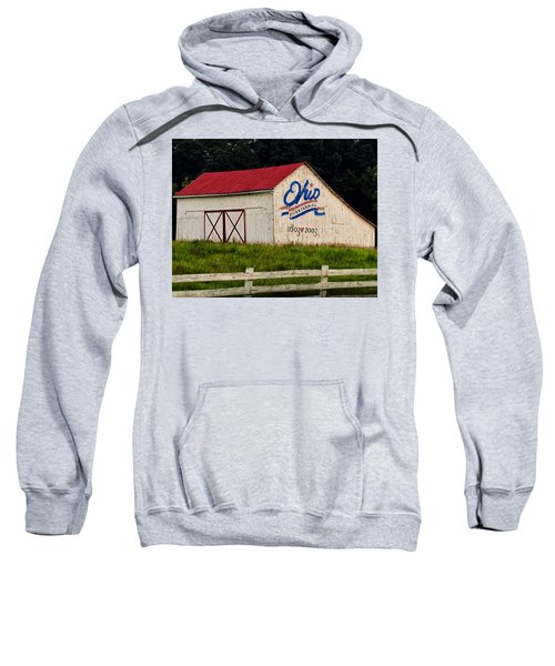 Ohio Bicentennial Barn Sweatshirt