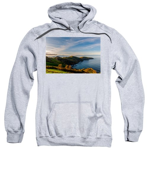Sweatshirt featuring the photograph Out Bond To The Sea by Joseph Amaral