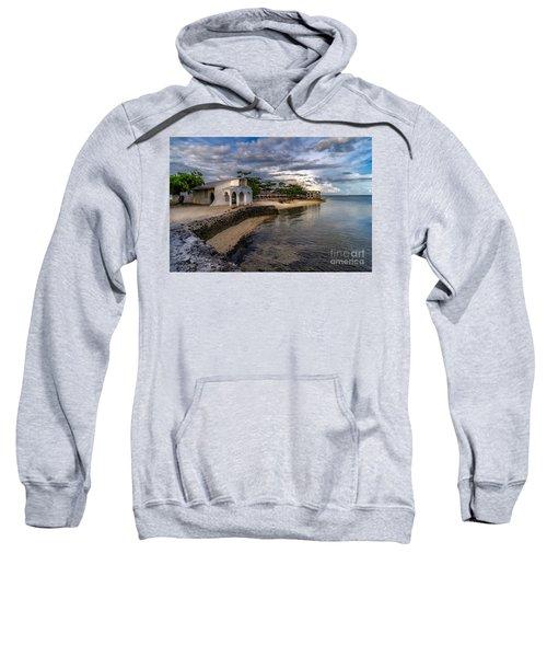 Pandanon Island Chapel Sweatshirt