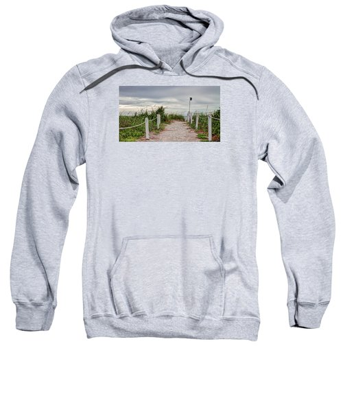 Pathway To The Beach Sweatshirt
