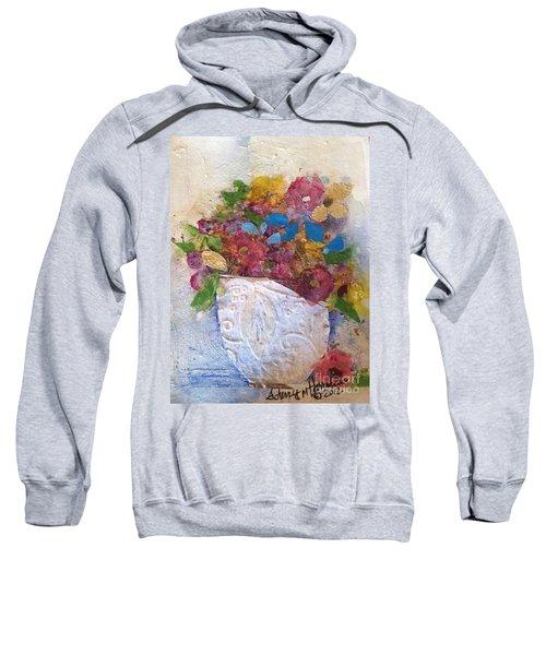 Petals And Blooms Sweatshirt