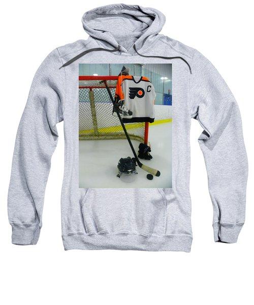 Philadelphia Flyers Away Hockey Jersey Sweatshirt 21584dcd6