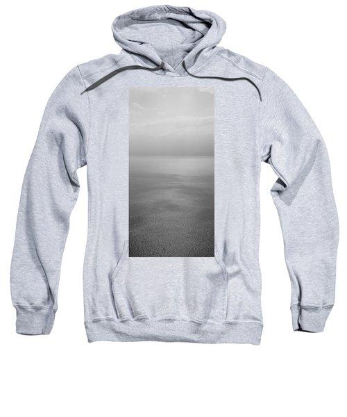 Reflection Of Clouds On Water, Lake Sweatshirt