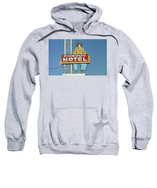 Route 66 - Cowboy Motel Sweatshirt