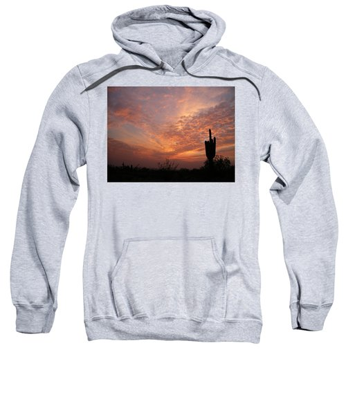 Saguaro Sunset Sweatshirt