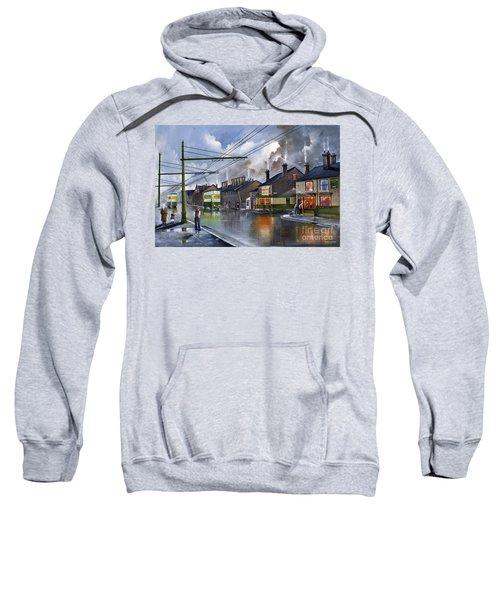 Salop Street Dudley C 1950 Sweatshirt