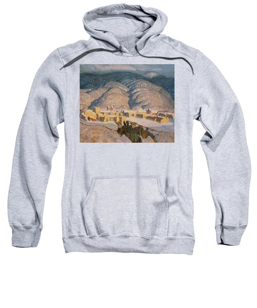 Sangre De Cristo Mountains Sweatshirt