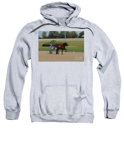 D39w-399 Scioto Downs Sweatshirt