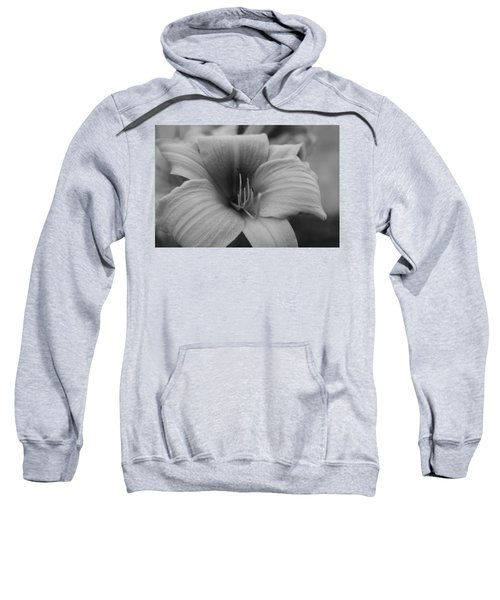 Single Spring Flower Sweatshirt