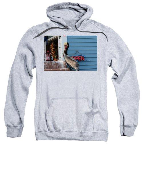 Snack Time  Sweatshirt