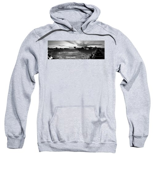 Soldier Field Football, Chicago Sweatshirt by Panoramic Images