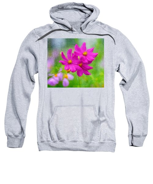 Summer Garden Sweatshirt