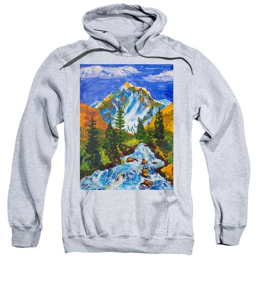 Taylor Canyon Run-off Sweatshirt