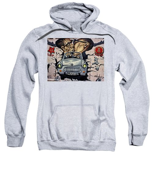 The Famous Kiss Sweatshirt