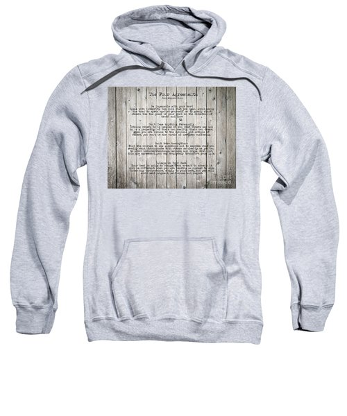 The Four Agreements Sweatshirt