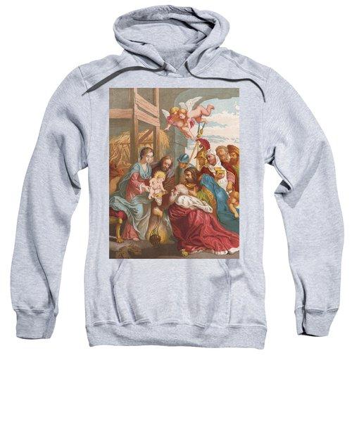 The Nativity Sweatshirt