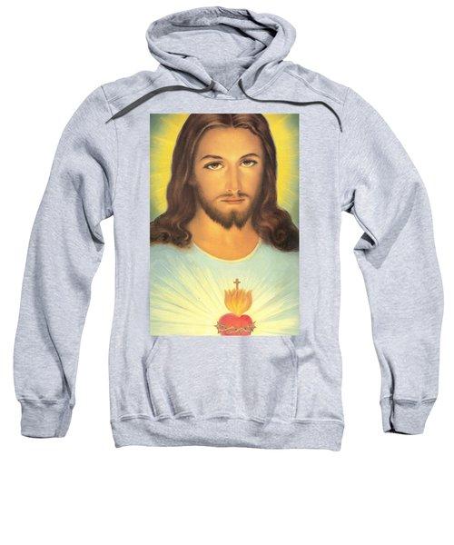 The Sacred Heart Of Jesus Sweatshirt