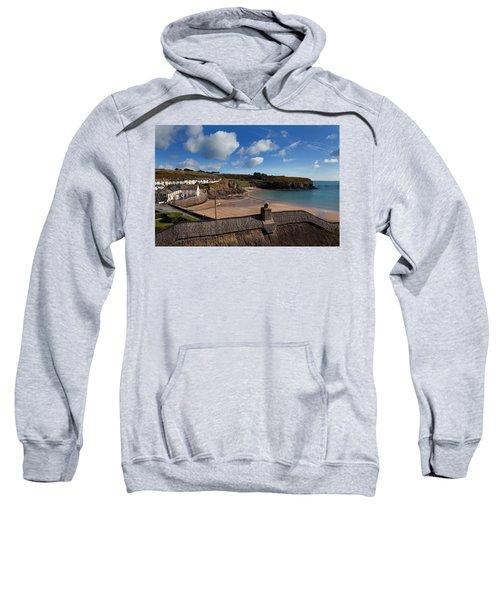 The Strand Inn And Dunmore Strand Sweatshirt