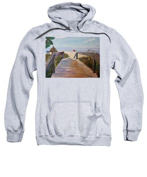 To The Beach Sweatshirt