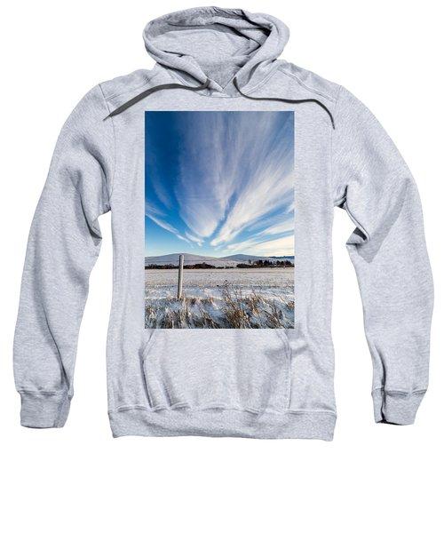Under Wyoming Skies Sweatshirt