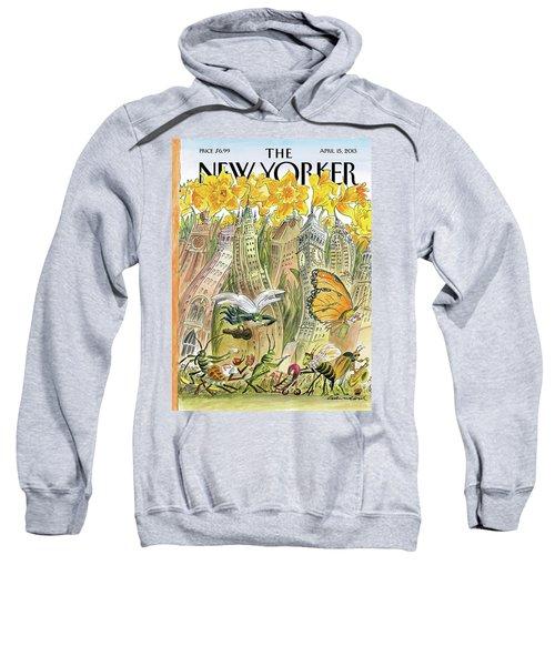 Blossom Time Sweatshirt