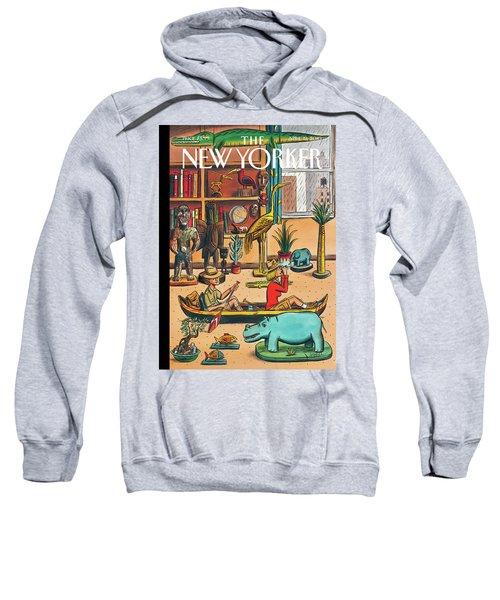 New Yorker April 19th, 2010 Sweatshirt