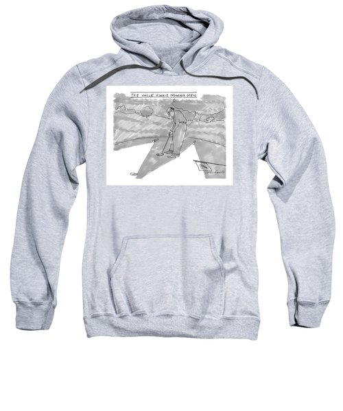 New Yorker August 1st, 2016 Sweatshirt