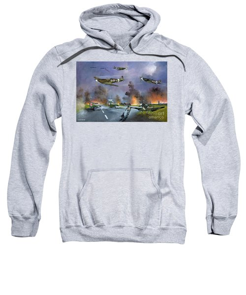 Up For The Chase Sweatshirt