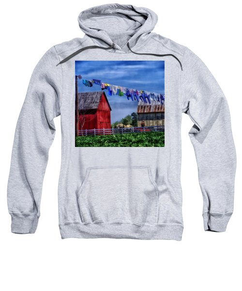 Wash Day Sweatshirt