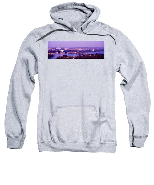 Washington Dc Sweatshirt by Panoramic Images