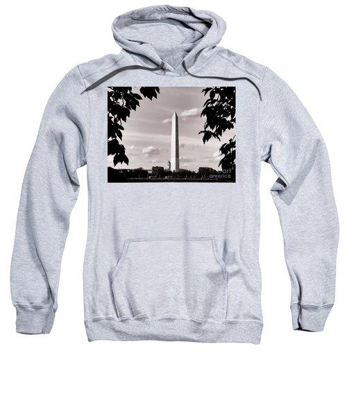 Majestic Washington Monument Sweatshirt