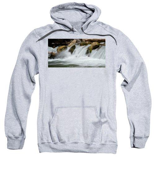 Waterfall - Zion National Park Sweatshirt