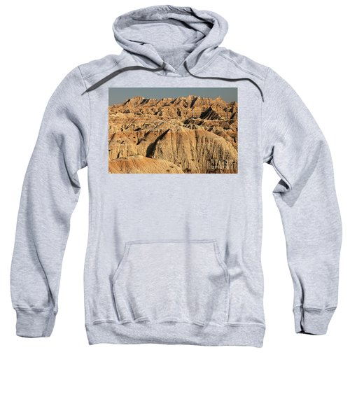 White River Valley Overlook Badlands National Park Sweatshirt