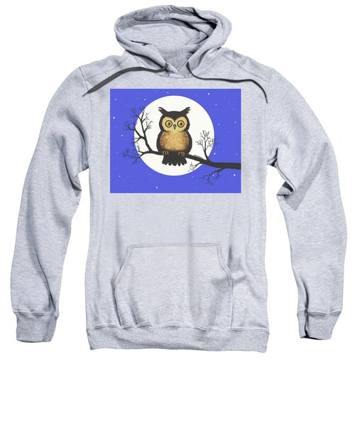 Whooo You Lookin' At Sweatshirt