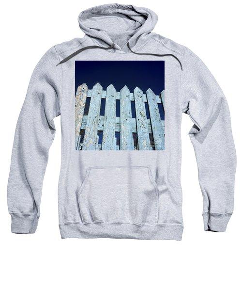 Wooden Barrier Sweatshirt