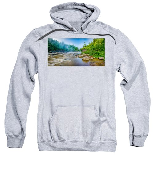 Youghiogheny River A Wild And Scenic Sweatshirt