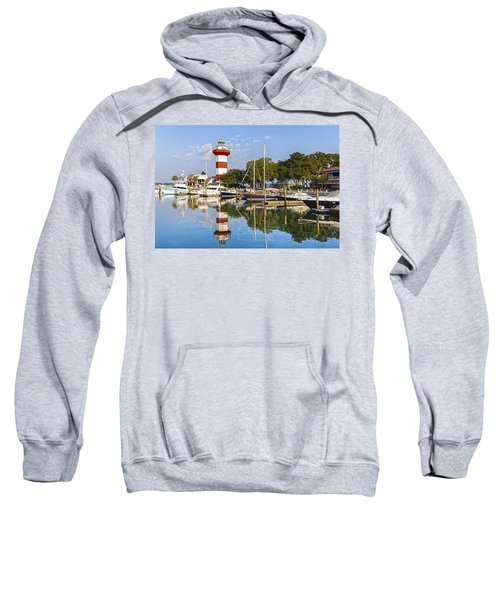 Lighthouse On Hilton Head Island Sweatshirt