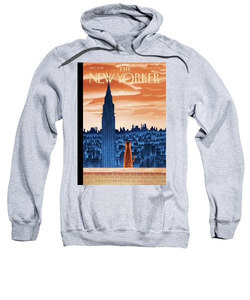 New Yorker January 12th, 2009 Sweatshirt