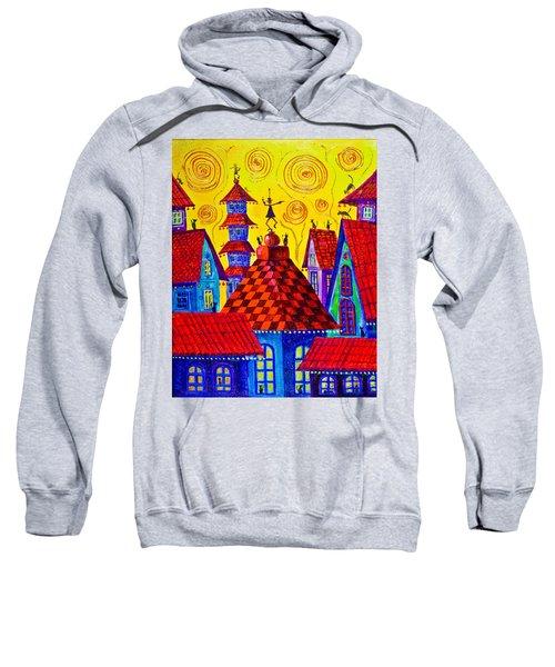 1099 Magic Town 4 - Gilded Sweatshirt