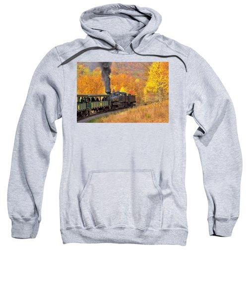 Cass Scenic Railroad Sweatshirt