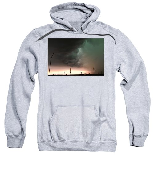 Nebraska Panhandle Supercells Sweatshirt