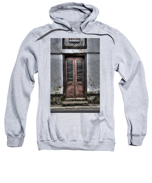 Sweatshirt featuring the photograph Architecture Soa Miguel Azores by Joseph Amaral