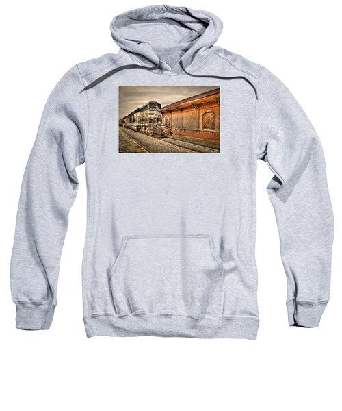 Locomotive 1637 Norfork Southern Sweatshirt