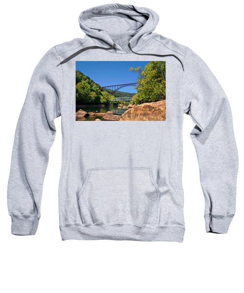 New River Gorge Bridge Sweatshirt