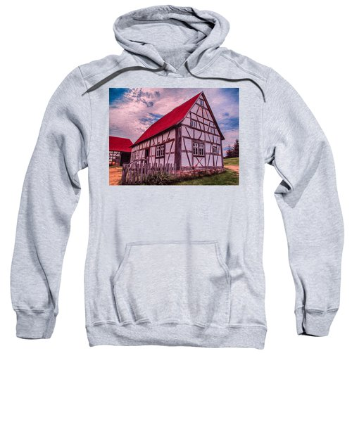 1700s German Farm Sweatshirt