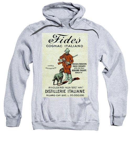 1905 Fides Italian Cognac Sweatshirt