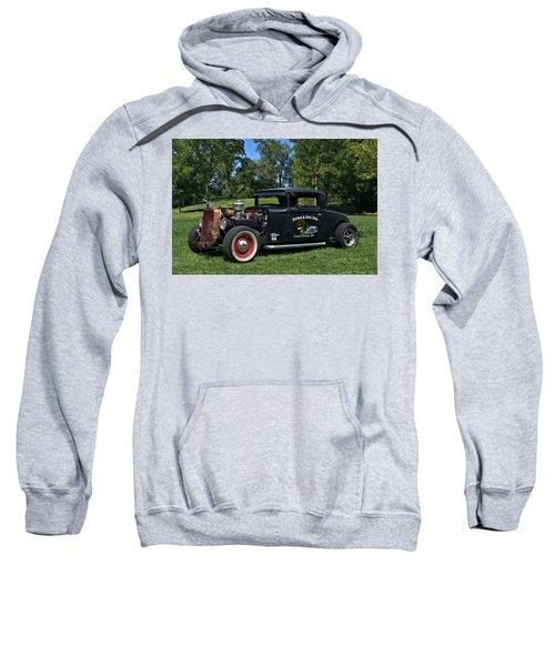 1931 Nash Coupe Hot Rod Sweatshirt