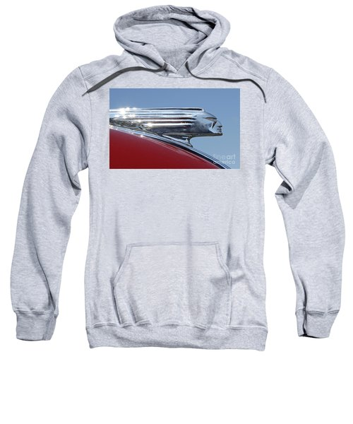 1939 Pontiac Hood Ornament Sweatshirt